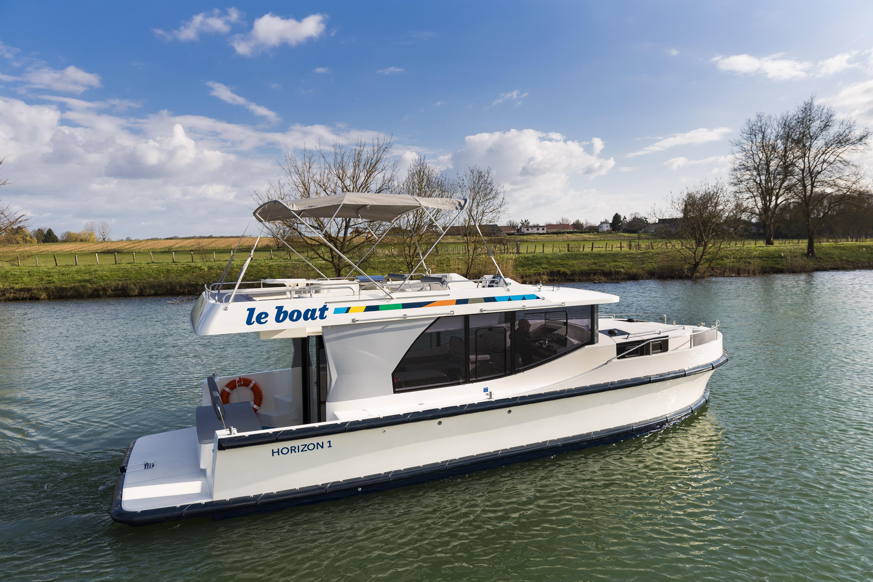 Le Boat Frankreich